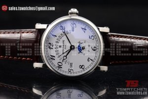 Patek Philippe Grand Complications ST25 Auto SS/LT White Dial
